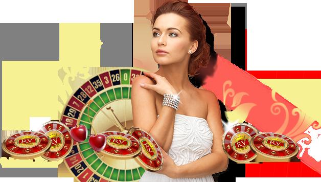 kvinna tittar på nya casino